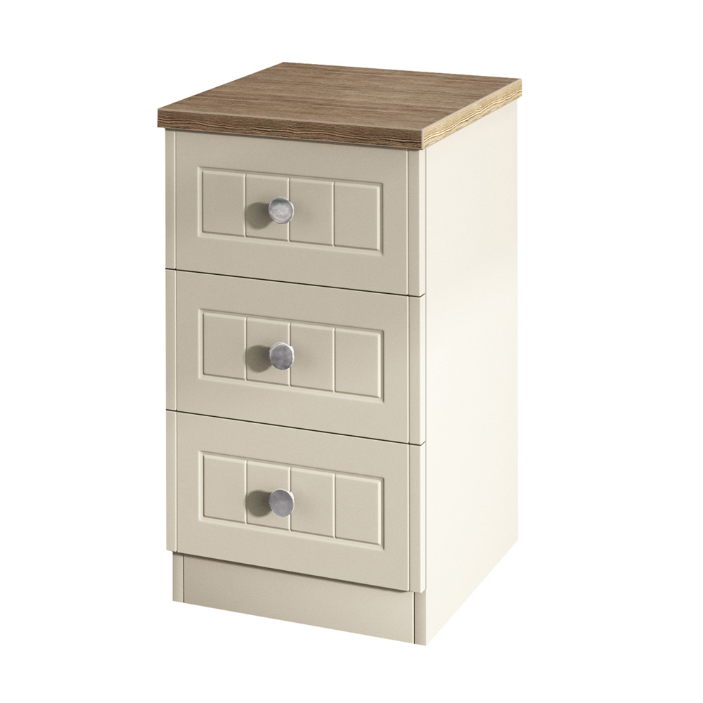 Verona 3 Drawer Locker