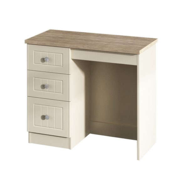 Verona Single Pedestal Dressing Table