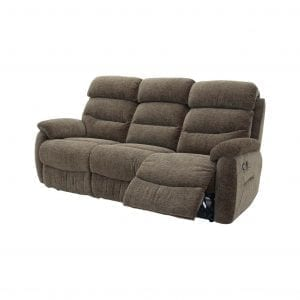 Granada 3 Seater Manual Recliner