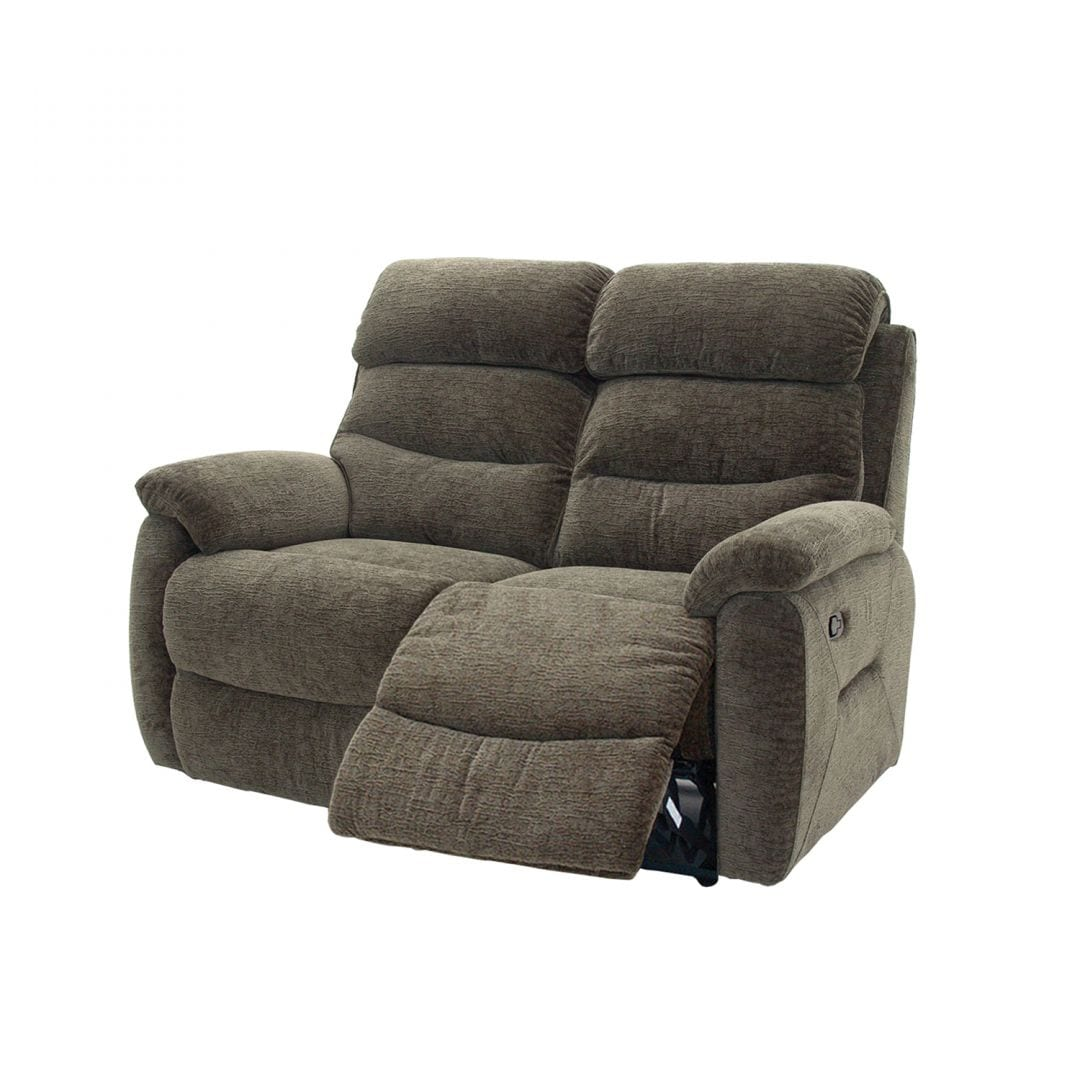 Granada 2 Seater Manual Recliner