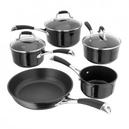 Stellar 3000 Black 5 Piece Set