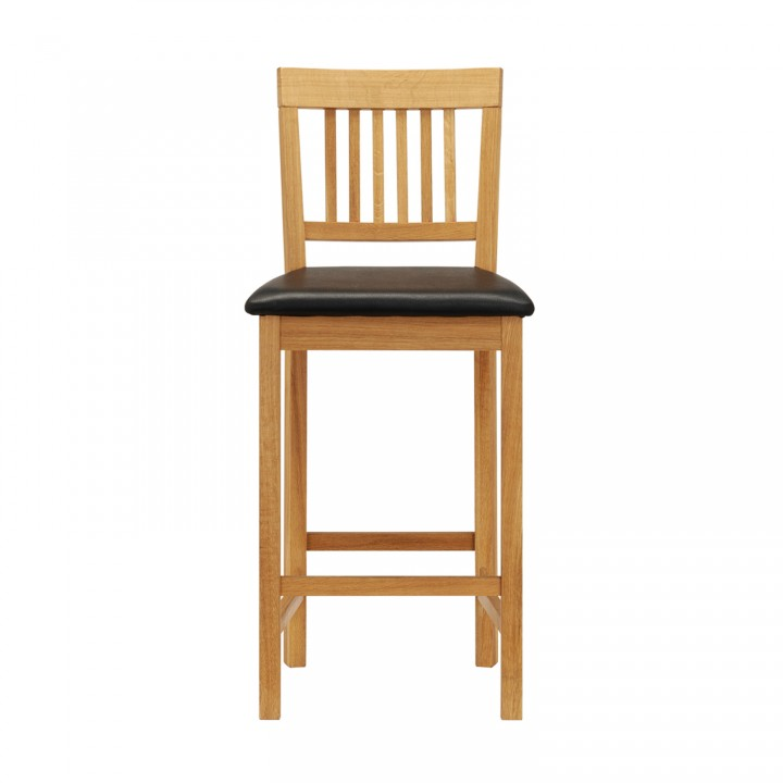 Royale Stool With Back Rest