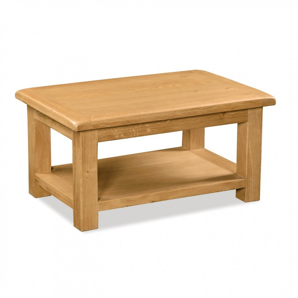 Rural Charm Large Coffee Table