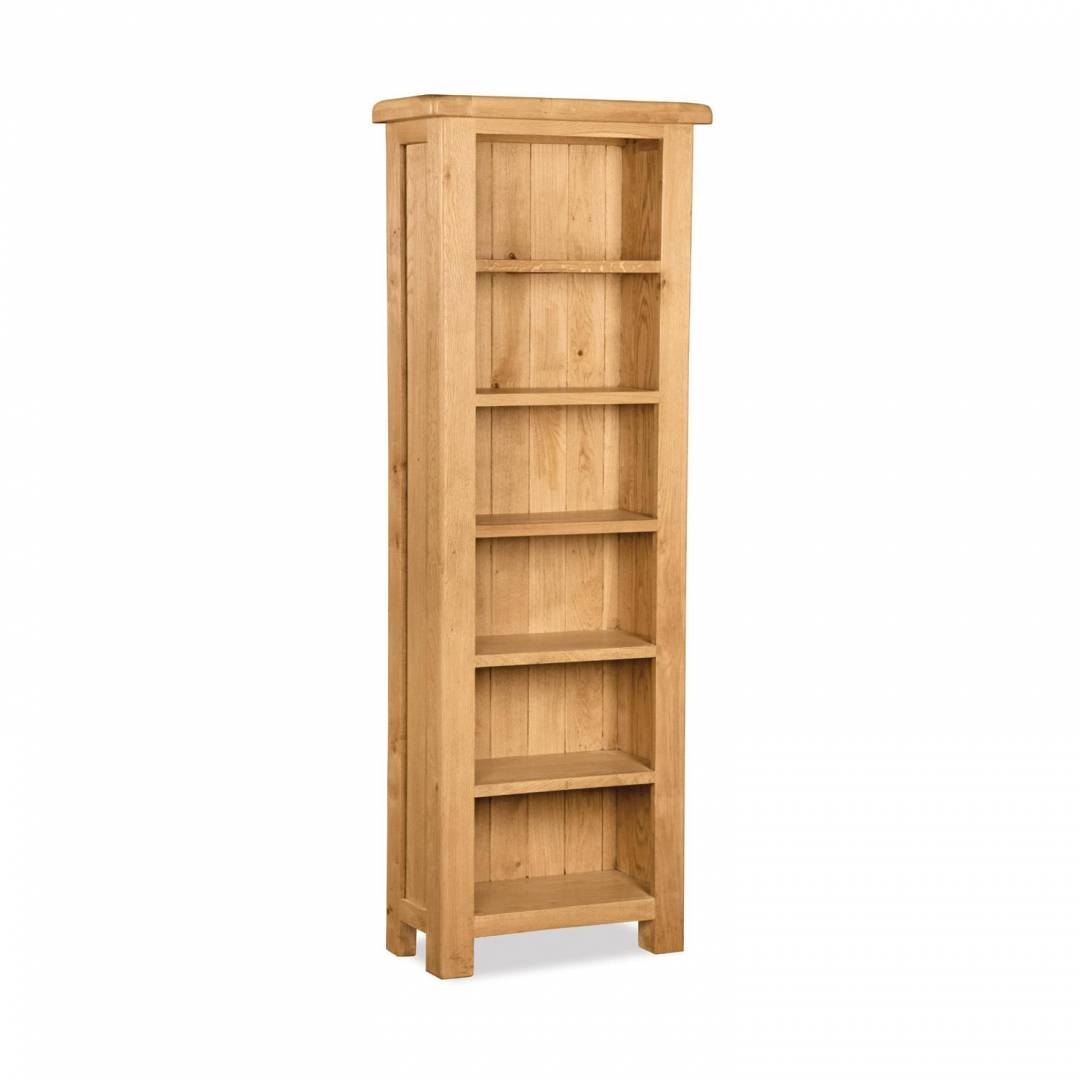 Rural Charm Slim Bookcase