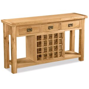 Rural Charm Open Sideboard