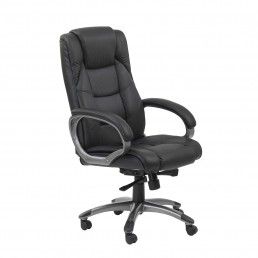 Northland High Back Executive Chair – Black