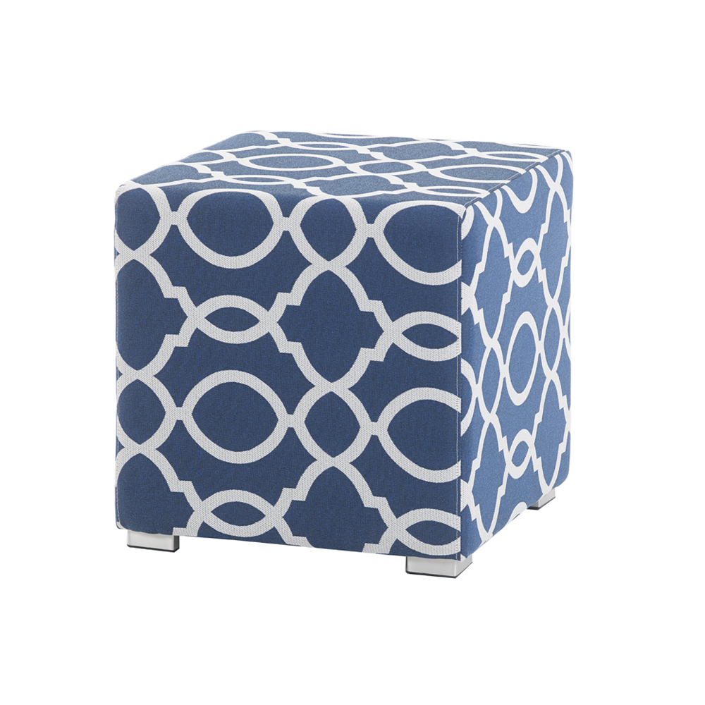 Cubic Stool Midnight