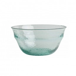 Recycled Glass Effect Dessert Bowl