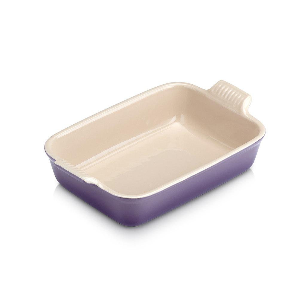 Le Creuset Heritage Rectangle Dish Medium Ultra Violet