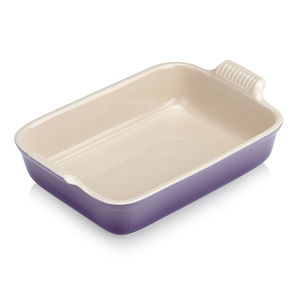 Le Creuset Heritage Rectangle Dish Large Ultra Violet