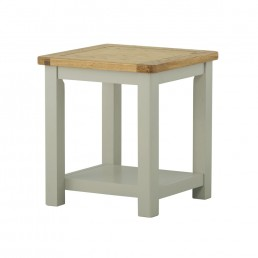 Pemberley Lamp Table Stone