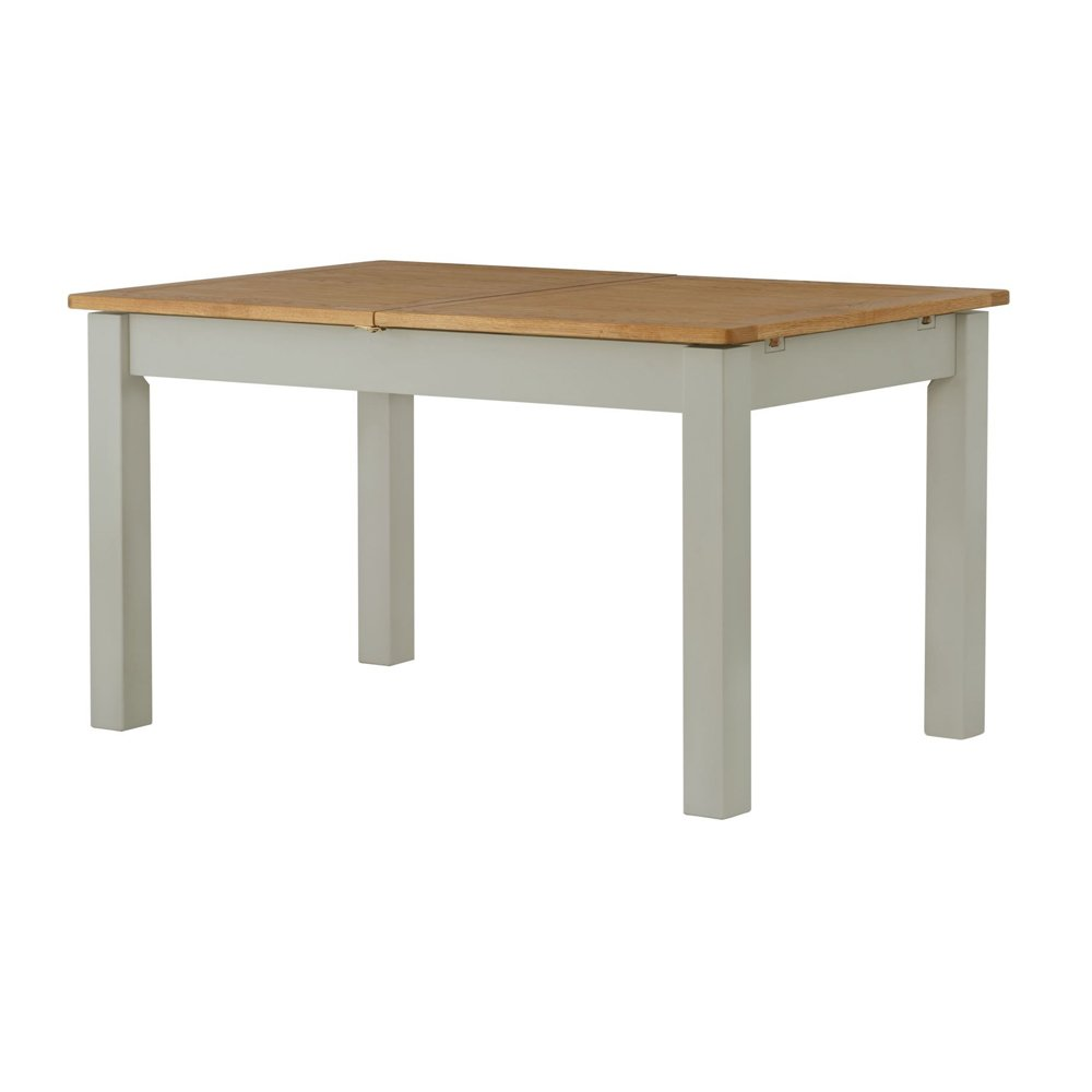 Pemberley Extending Dining Table Stone