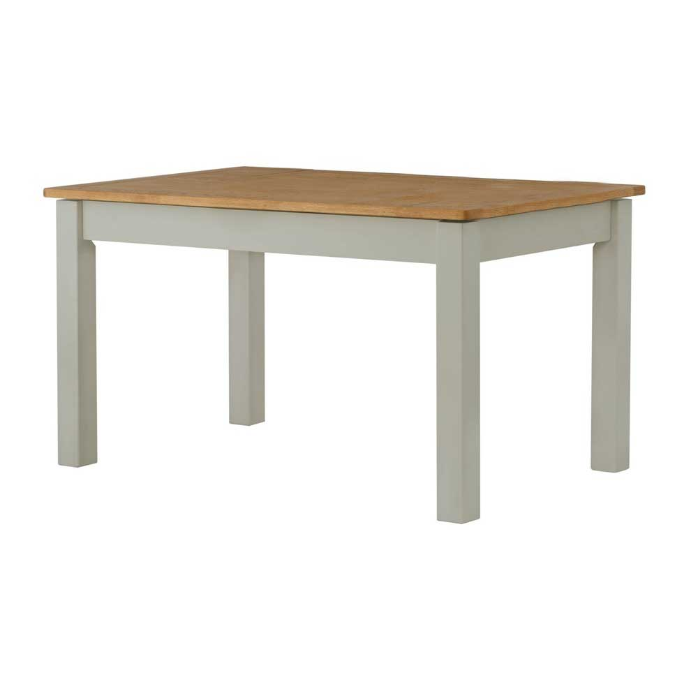 Pemberley Fixed Top Dining Table Stone
