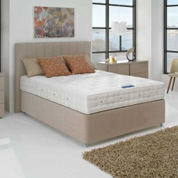 Hypnos Orthocare 8 4 Drawer Divan Bed