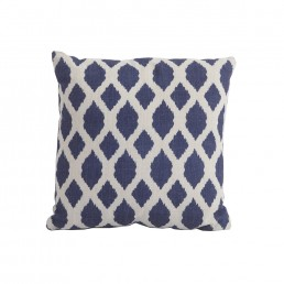 Blue Trellis Scatter Cushion