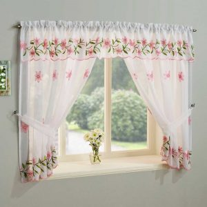 Daisy Window Set Pink