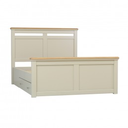 Stag Crompton Bedstead With Storage