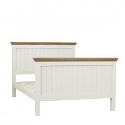 Chatsworth Panel Bedstead High Foot End