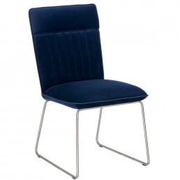 Charlotte Dining Chair Blue