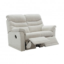 G Plan Malvern 2 Seater Double Manual Recliner Sofa