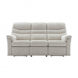 G Plan Malvern 3 Seater (3 Cushion) Double Electric Recliner Sofa