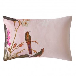 Ted Baker Pistachio Housewife Pillowcase Pair Pink