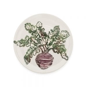 Emily Bond Beetroot Side Plate