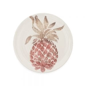 Emily Bond Pineapple Side Plate