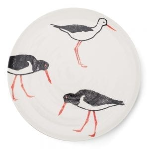 Emily Bond Oyster Catcher XL Dish