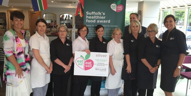 eat out eat well award