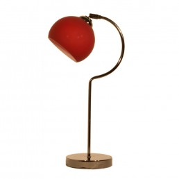 Danalight Ball Table Lamp Red