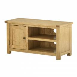 Pemberley TV Cabinet Oak