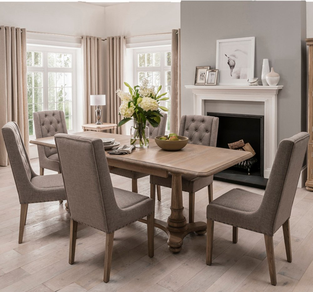 Amazing Wellington Extending Dining Table 6 Chairs Download Free Architecture Designs Intelgarnamadebymaigaardcom
