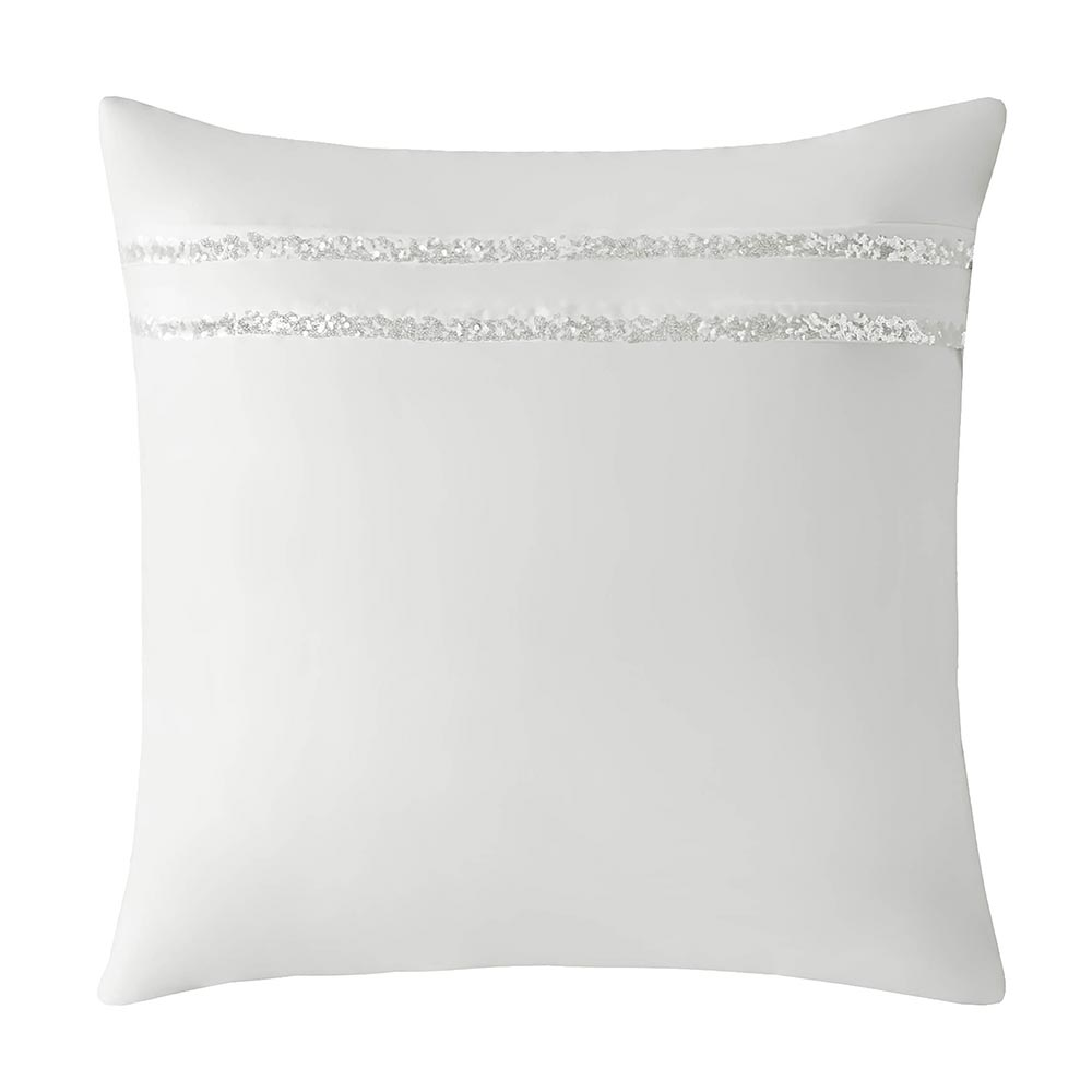 Kylie Minogue Bardot Square Pillowcase Oyster