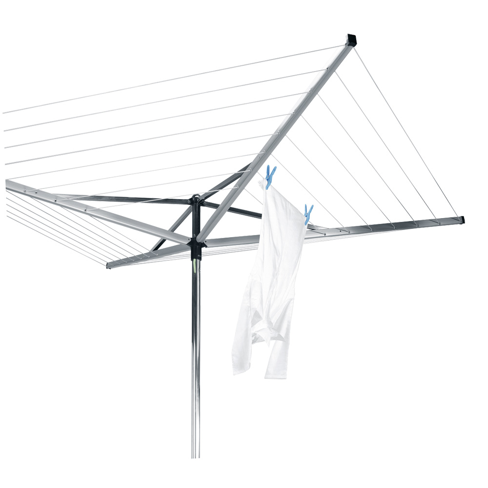 Brabantia 40M Washing Line & Essential Ground Tube