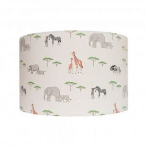 Sophie Allport Safari 40CM Drum Shade