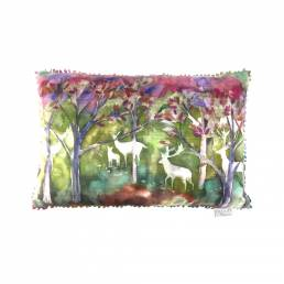 Seneca Forest Spring 40cm x 60cm Cushion