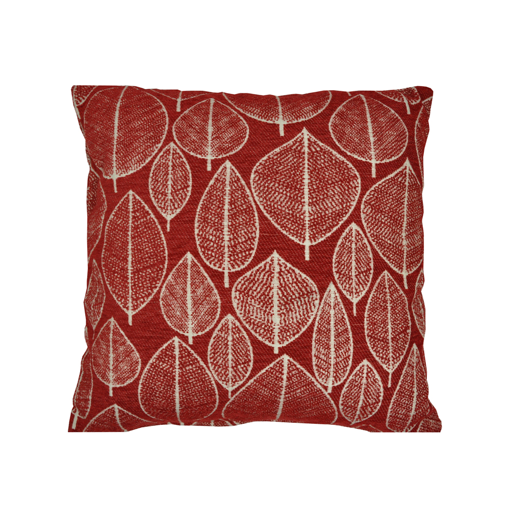 Kirkton Cushion Red