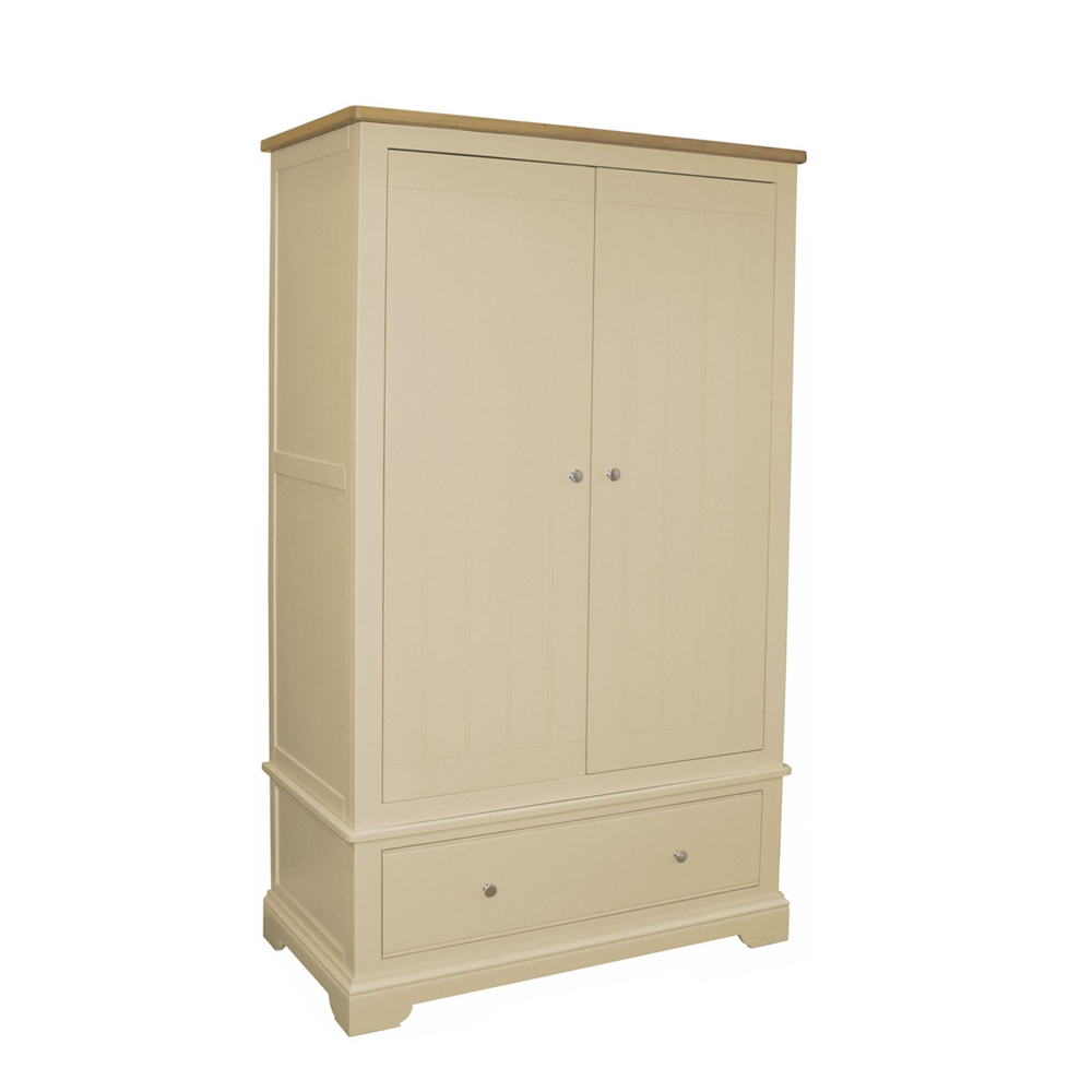 Harlow Gents Double Wardrobe
