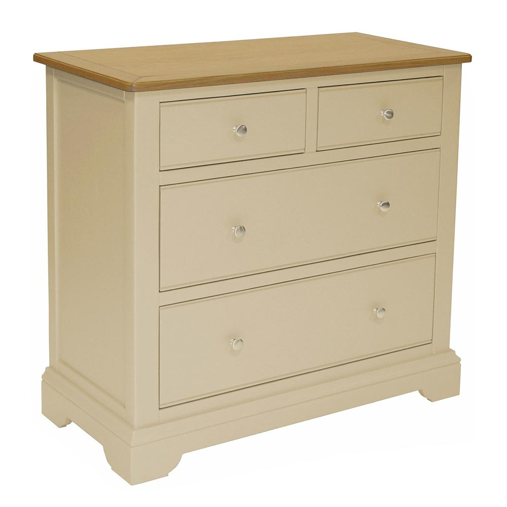 Harlow 2+2 Drawer Chest