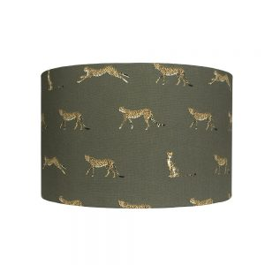Sophie Allport Cheetah 40cm Drum Shade