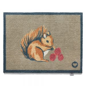 Squirrel Door Mat 0.65 X 0.85M