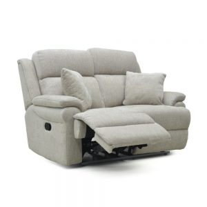 Nebraska 2 Seater Manual Recliner Sofa