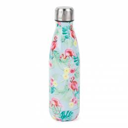 Cambridge Flamingo Jungle Flask Bottle 500ml