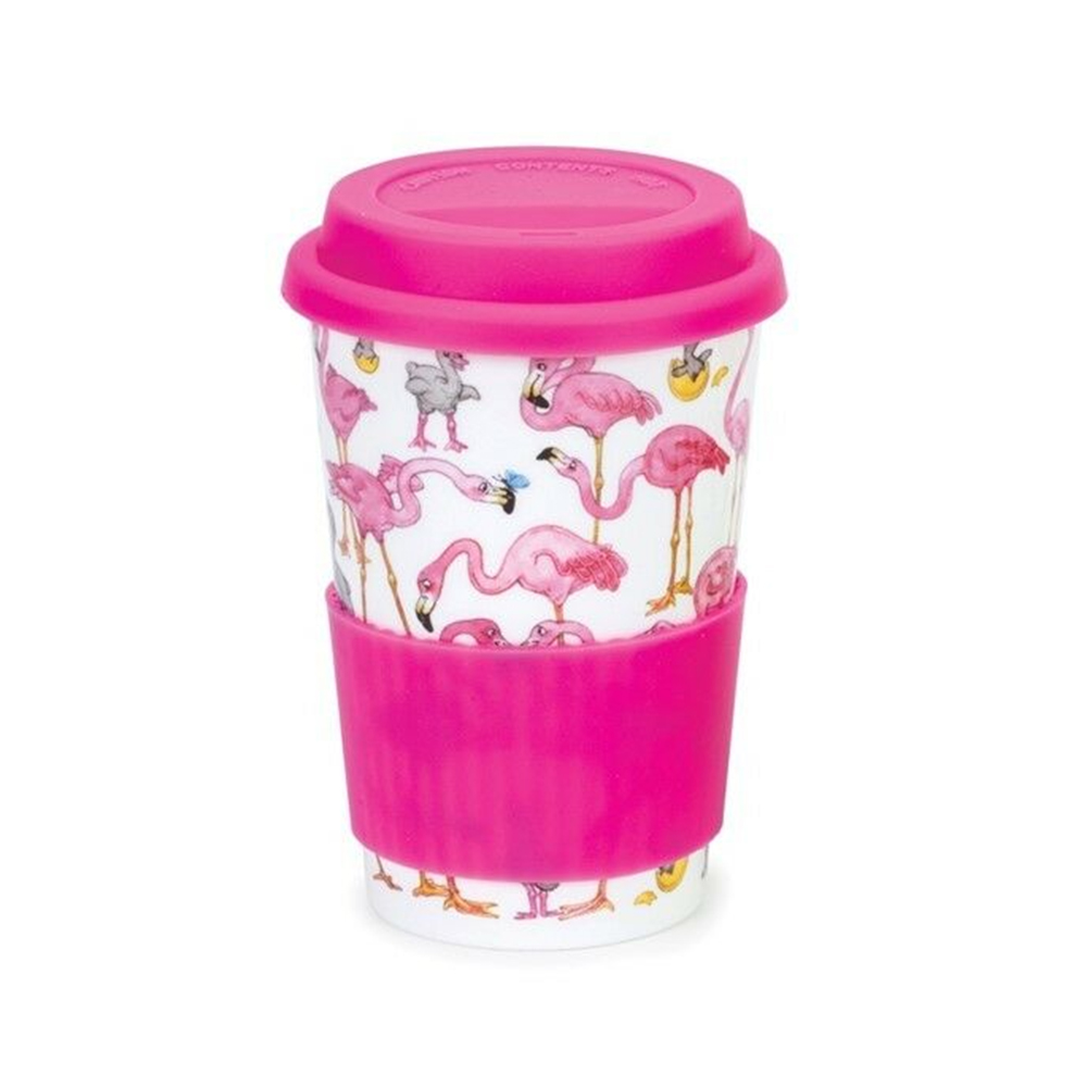 Dunoon Flamboyance Travel Mug