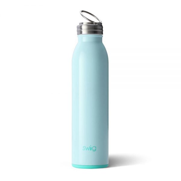 Swig Stainless Steel Water Bottle Seagrass