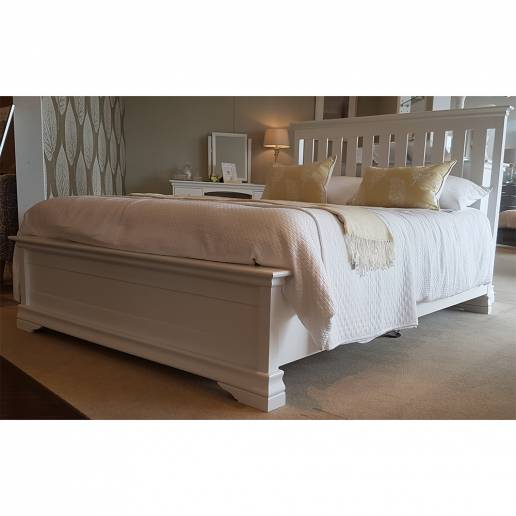 Anais Low Foot End Bed
