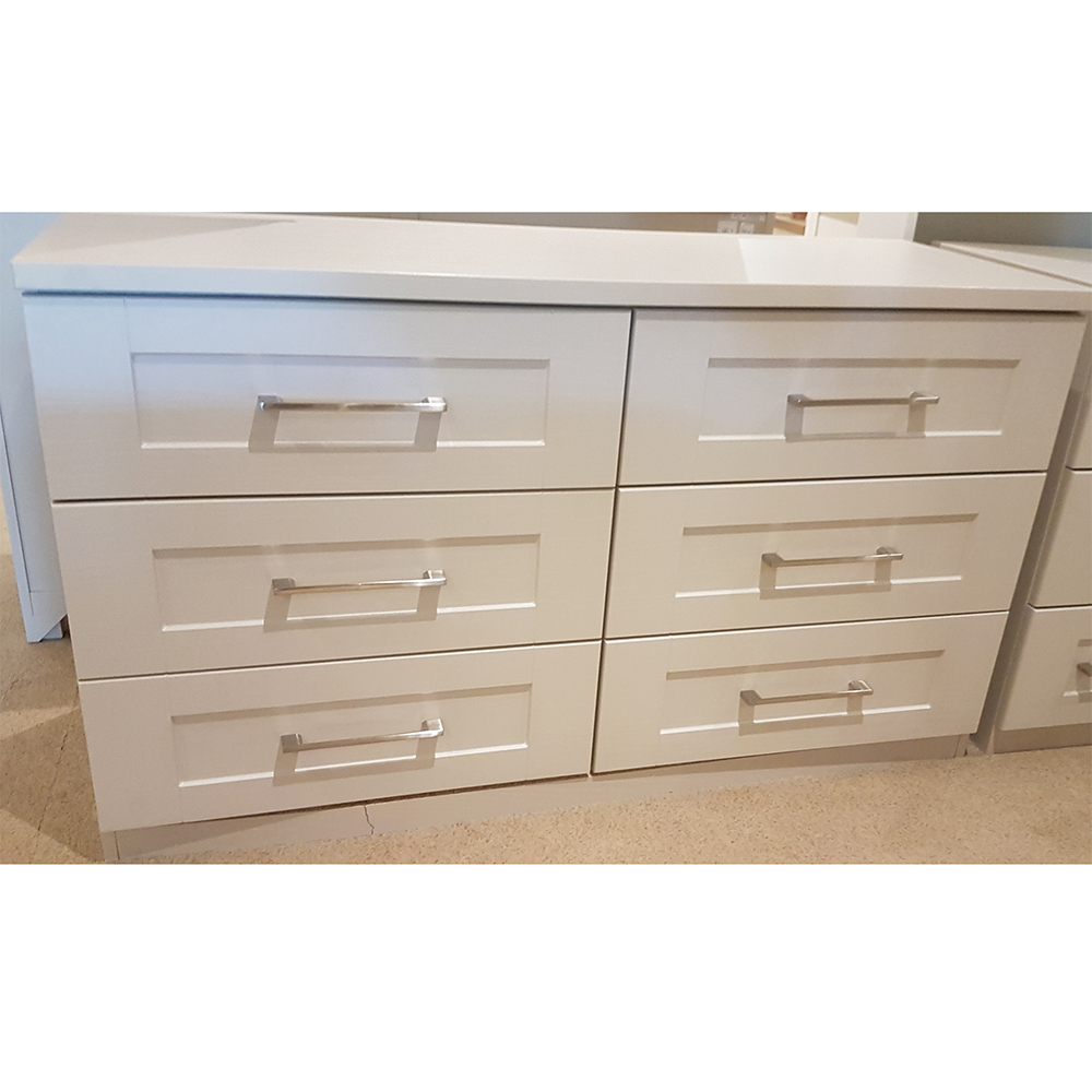 abingdon 6 drawer wide chest