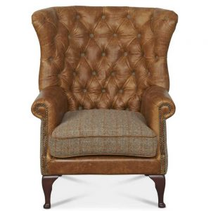 Wing Wrap Chair