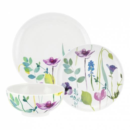 Portmerion Water Garden 12 Piece Set